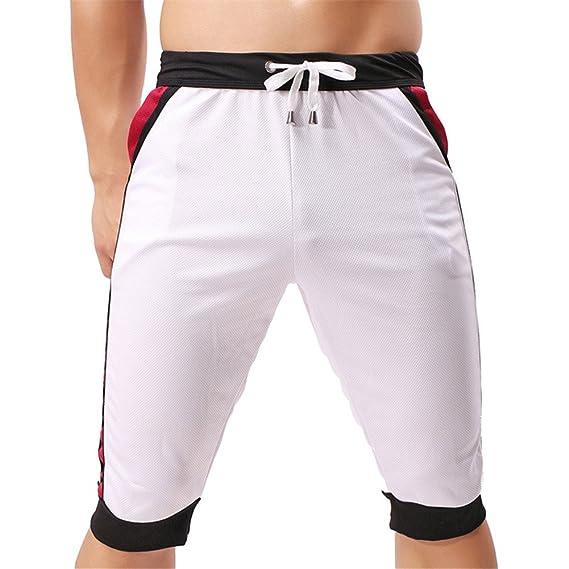 3XL Pantalon de Course Extensible 4 Voies Booty Scrunch Collants de Yoga CUCIN-Legging Rose Flamant Rose l/éger pour entra/înement Sportif White