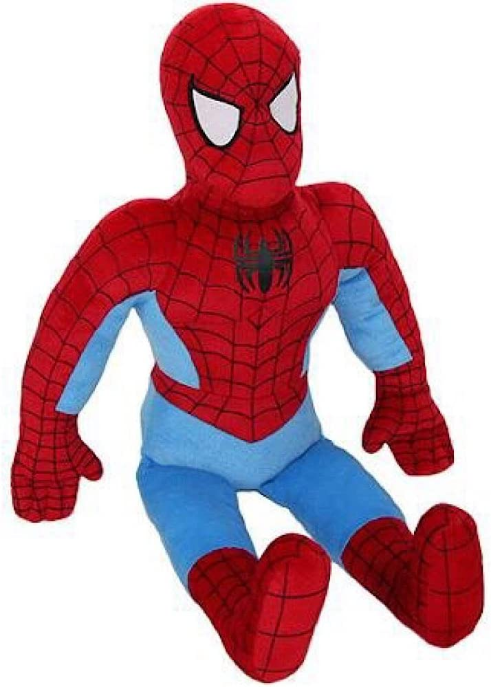 Amazon.com: Marvel Spiderman - Almohada de peluche (24.0 in ...