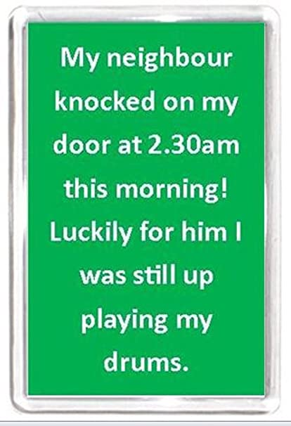 FRIDGE MAGNET Quotes Saying Collectors Gift Present Novelty ...