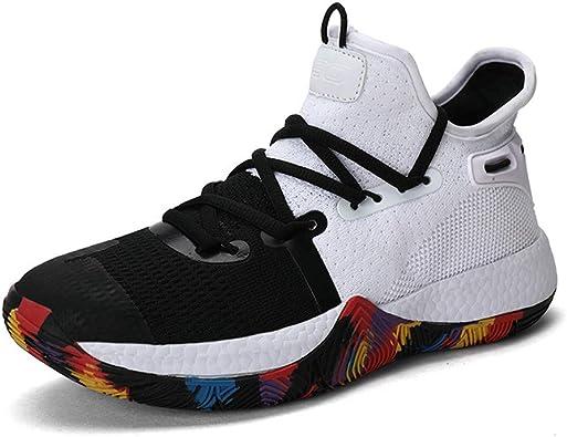 DWZRG Men's High Tops Basketball Shoes
