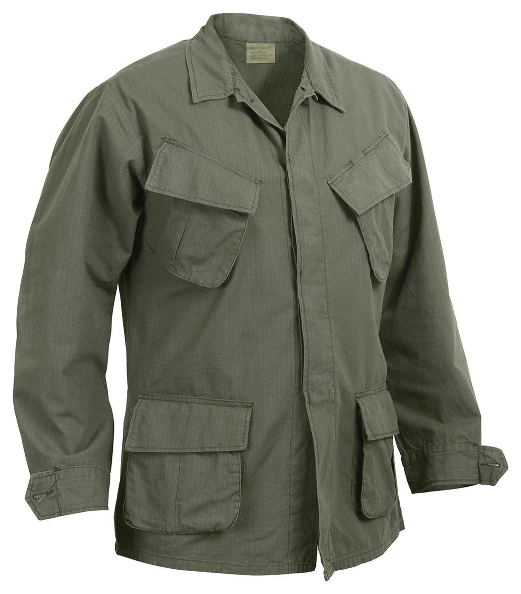 Rothco R/S Vintage Vietnam Fatigue Shirt 4688