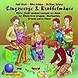 Singzwerge & Krabbelmäuse. CD: Kleine Kinder spielend bewegen mit Musik - für Eltern-Kind-Gruppen, Musikgarten, Krippen und zu Hause (Ökotopia Mit-Spiel-Lieder)