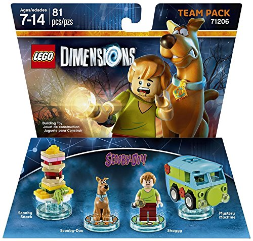 Ninjago Cole & Kai Team Pack + Adventure Time Finn The Human Level Pack + Scooby Doo Team Pack - Lego Dimensions (Non Machine Specific) by WB Lego (Image #8)