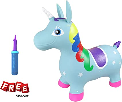 Amazon.com: Welliboom Unicornio Hopper Kit, Bomba Incluida ...