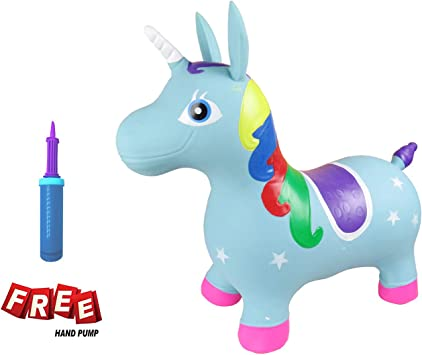 Amazon.com: Welliboom Unicornio Hopper Kit, Bomba Incluida ...
