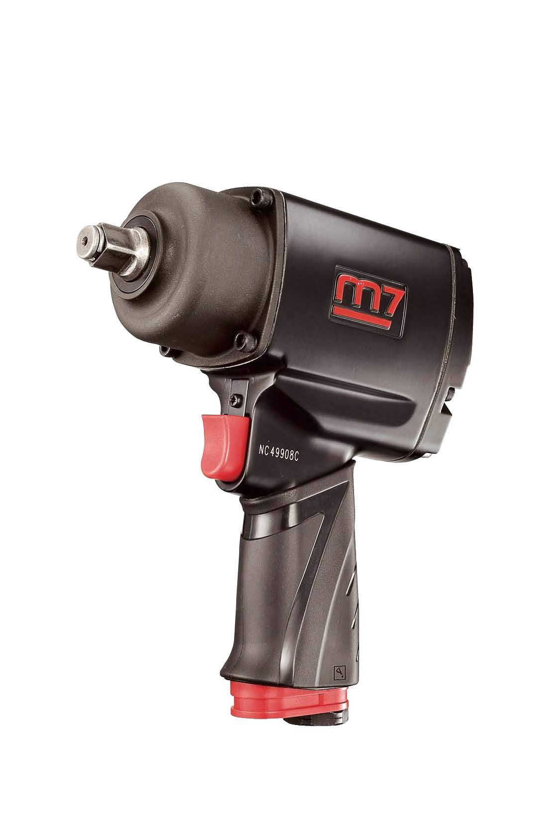Mighty Seven NC-4236Q 1/2'' Impact Wrench