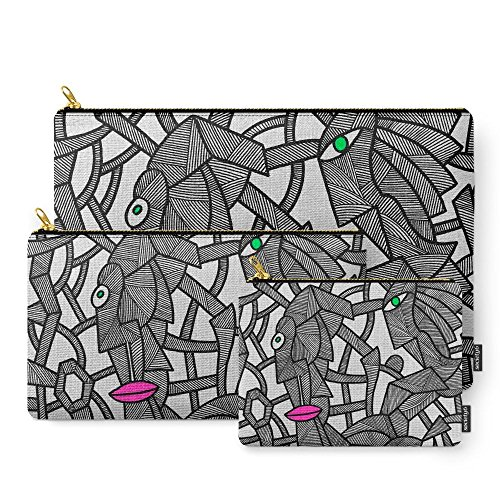 Society6 - Nobody's Perfect - Carry-All Pouch Set of 3