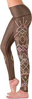 product image for teeki, Women's Hot Pants or Leggings, Seven Crowns Pattern
