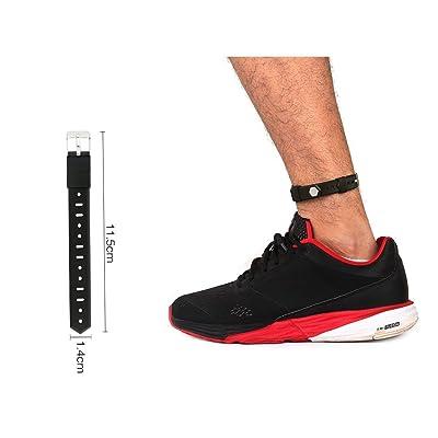 Baaletc Extender Band pour Fitbit Flex/2& Bracelets pour Fitbit Alta tracker de fitness–conçu pour une Taille plus grande poignets ou chevilles Porter, 14mm (largeur) x 115mm (lo
