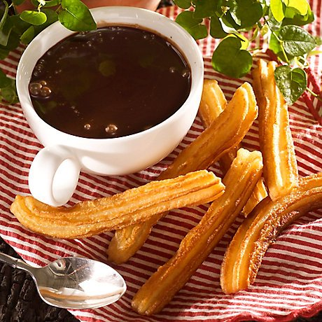 Churros Pastries - Frozen, Ready in Minutes by La Tienda