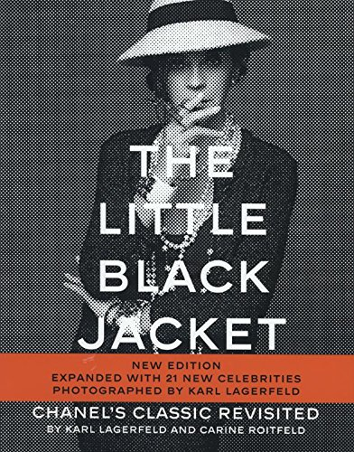 Karl Lagerfeld: The Little Black Jacket: Chanel's Classic - Catalog Chanel