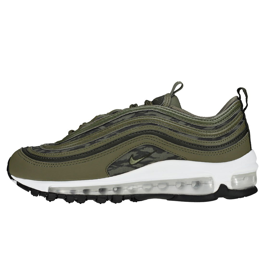 lowest price 6450b c74ab NIKE Air Max 97 Bg Kids Trainers Olive - 3 UK  Amazon.co.uk  Shoes   Bags
