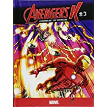 Avengers K Assembling the Avengers 3 (Avengers K: Assembling the Avengers, Set 3)