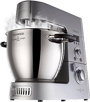 Kenwood Cooking Chef KM086 - Robot de cocina (13.6 kg, 410 mm, 335 ...
