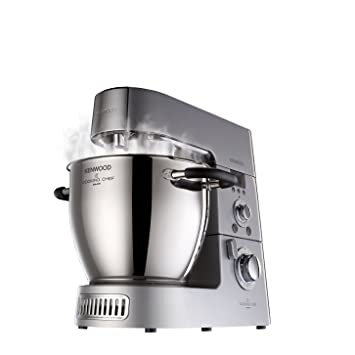 Kenwood KM086 Cooking Chef Robot da Cucina, colore: Silver: Amazon ...