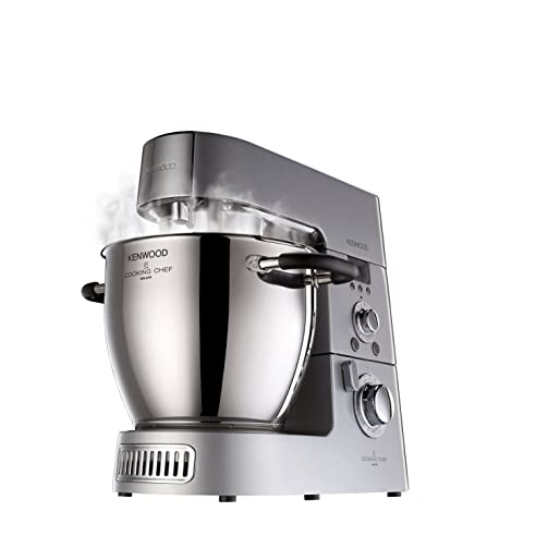 Amazon.De: Kenwood Km 086 Küchenmaschine (1500 Watt, 3 Liter, Lc