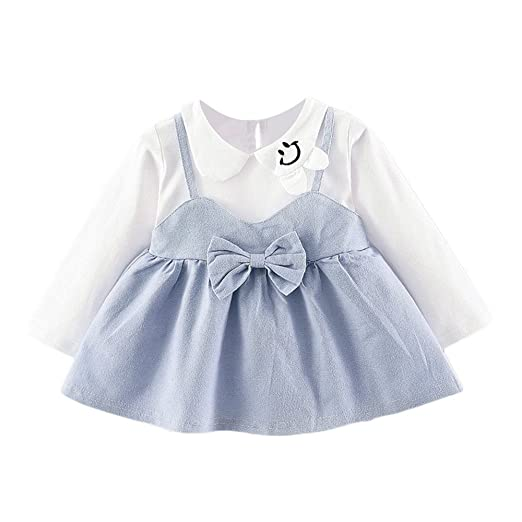 88e414dc698eb Amazon.com: Dream Room Dresses, Toddler Infant Kids Baby Girls Tutu ...