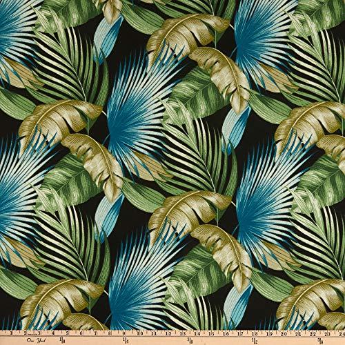 Tommy Bahama Outdoor San Juan Charcoal Fabric