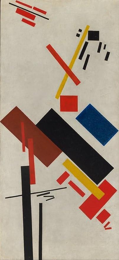 Kazimir Malevich Painterly Realism Giclee Canvas Print Poster LARGE SIZE