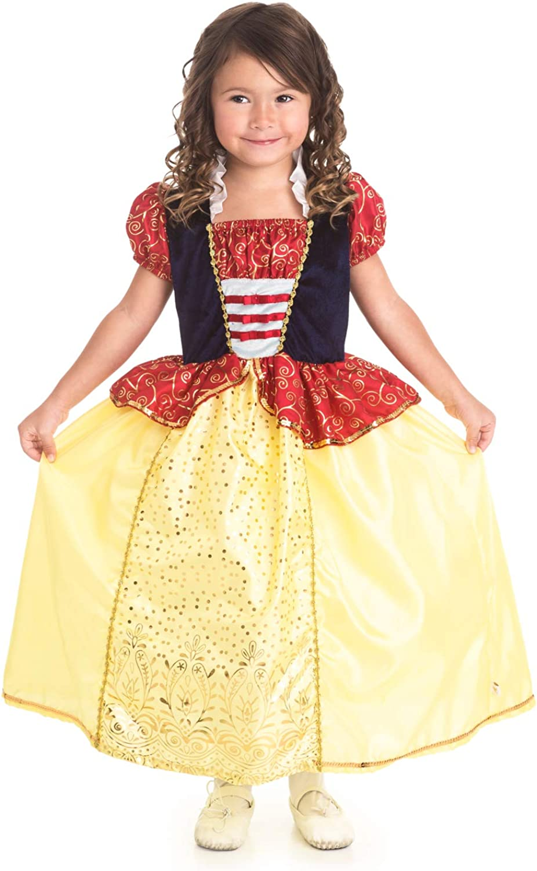 Little Import Adventures Snow White Costume Princess Wholesale Up Dress
