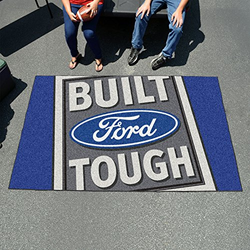 - NASCAR Built Ford Tough Ultimate Mat, 60