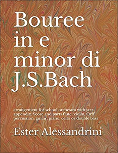 Descargar PDF Bouree In E Minor Di J s bach: Arrangement For