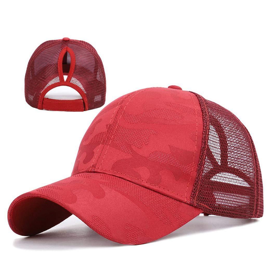 Free Venus Berretto da Baseball della Rappezzatura della Maglia del cammuffamento della Moda degli Uomini delle Donne Cappelli e Cappellini