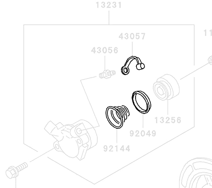 Kawasaki K Z 900 Wiring Harnes
