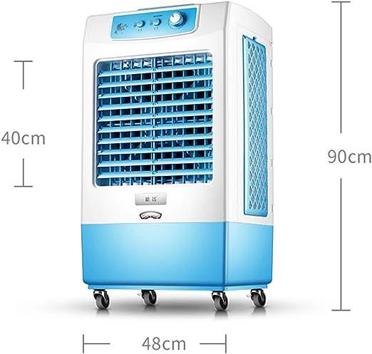 Ventilador de Aire frío Mobile Air Cooler 6000 Air Volume Industry ...
