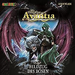 Feldzug des Bösen (Die Chroniken von Avantia 2)