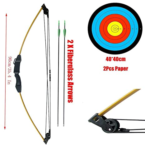 c4554197a7b PG1ARCHERY Archery Kids Bow and Arrow Set Takedown Compound Bow Gift Game  Outdoor Sports Hunting Practice