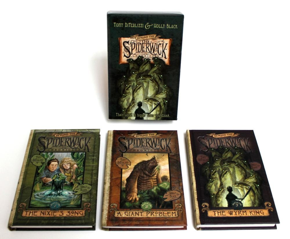 BEYOND THE SPIDERWICK CHRONICLES EPUB DOWNLOAD