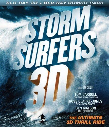Storm Surfers 3D/BD [Blu-ray] by Xlrator