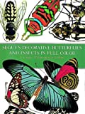 img - for Seguy's Decorative Butterflies and Insects in Full Color (Picture Archives) book / textbook / text book