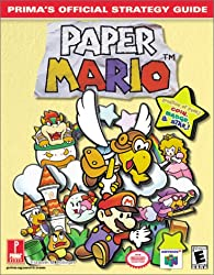 Paper Mario: Prima's Official Strategy Guide