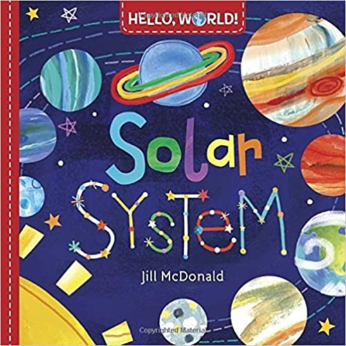 Astronomy Book wish list from In Our Pond