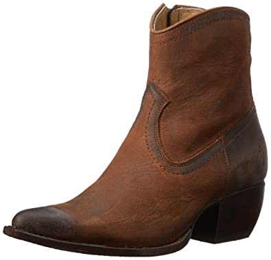 Women's Sacha Short-OILNU Western Boot