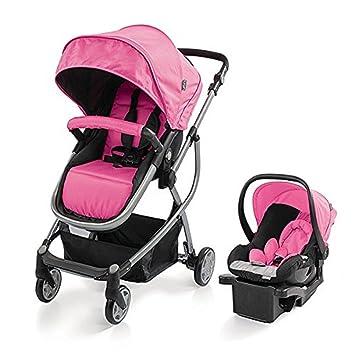 Amazon.com : Urbini 10AR1Y-PNKU Omni 3-in-1 Reversible Baby ...