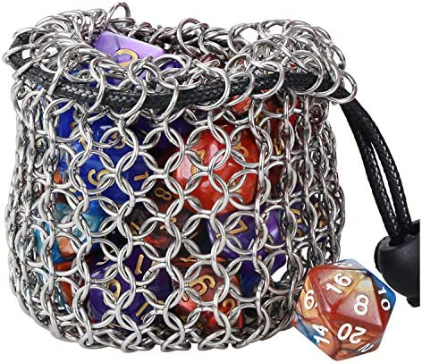 YOUSHARES Drawstring Game Dice Bag product image