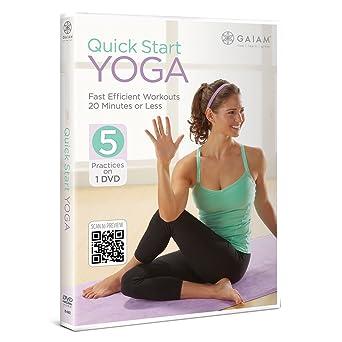 Amazon.com: Quick Start Yoga: Rodney Yee, Kathryn Budig ...