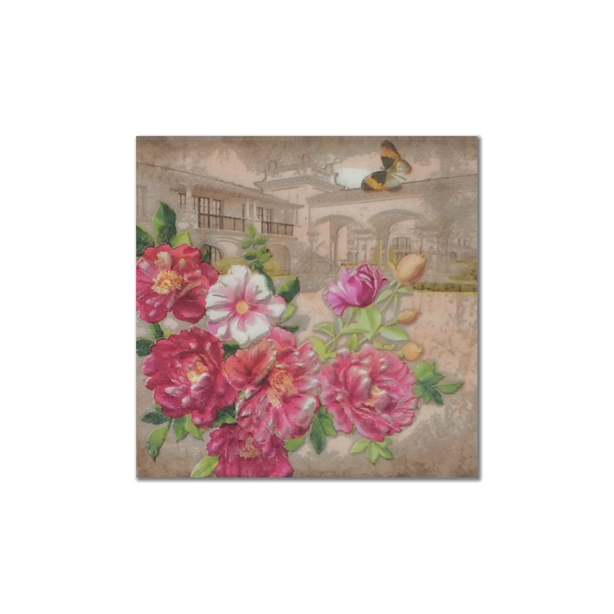 Printed Disposable Paper Napkins (3 Assorted Designs, 20-Count Each, Total: 60-Count) by Boudicca's (Image #4)