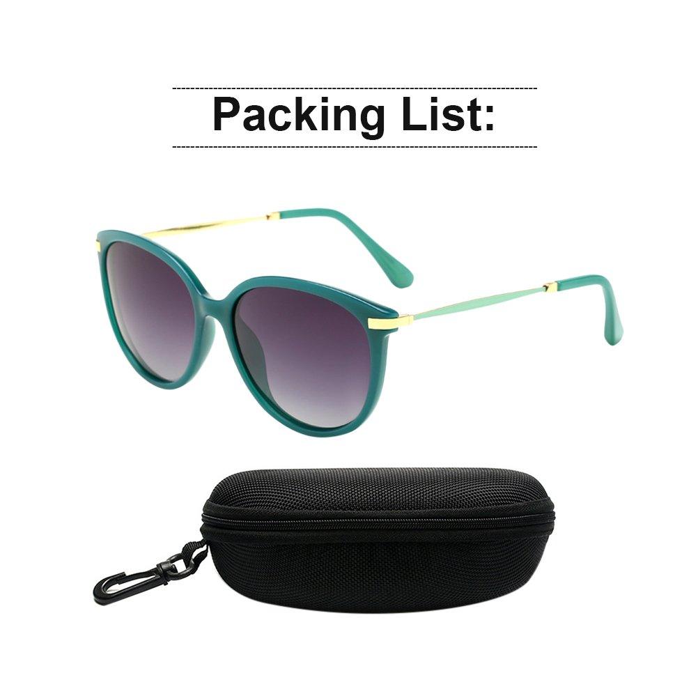 a238fed0f Protege tus ojos contra el da?o UV a largo plazo. Ocasión: IT es adecuado  para ir de compras, conducir, fiesta, pesca, viajar, etc.