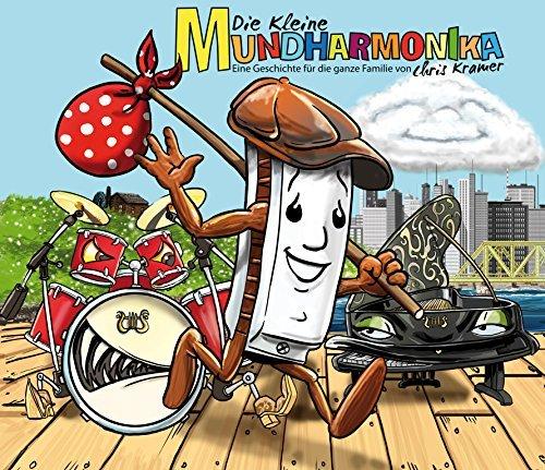 Die kleine Mundharmonika: Bilderbuch Pappbilderbuch – 1. Januar 2015 Chris Kramer BTM Musikverlag GmbH 3933950074 Ab 24 Monaten