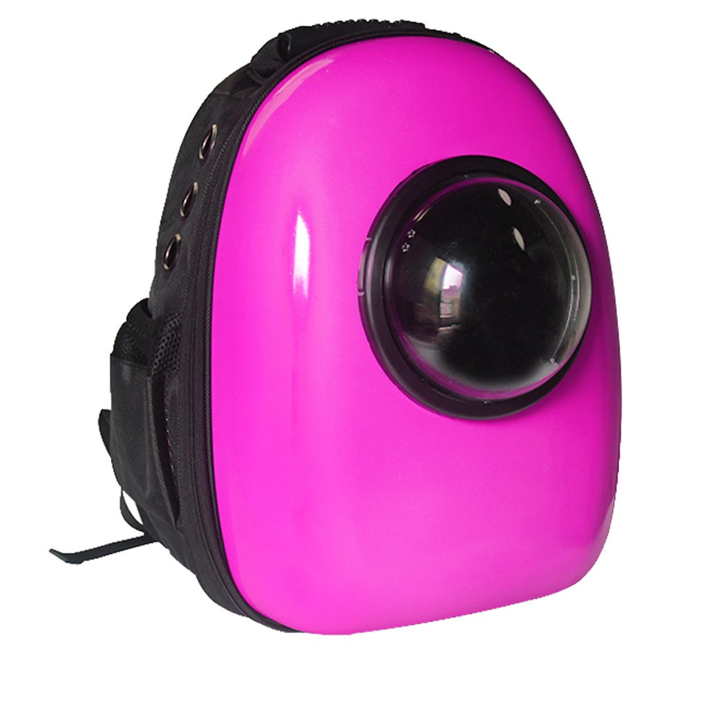 pink Pet Travel Portable Bag Carrier for Cat and Small Dog Home& Outdoor Waterproof Premium Handbag Backpack