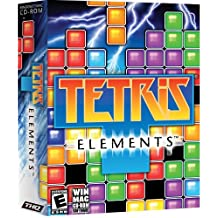 Tetris Elements with 5 Variations (Includes Classic Tetris) (Win/Mac)