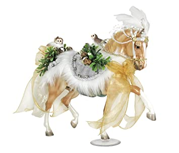 Image result for breyer winter wonderland