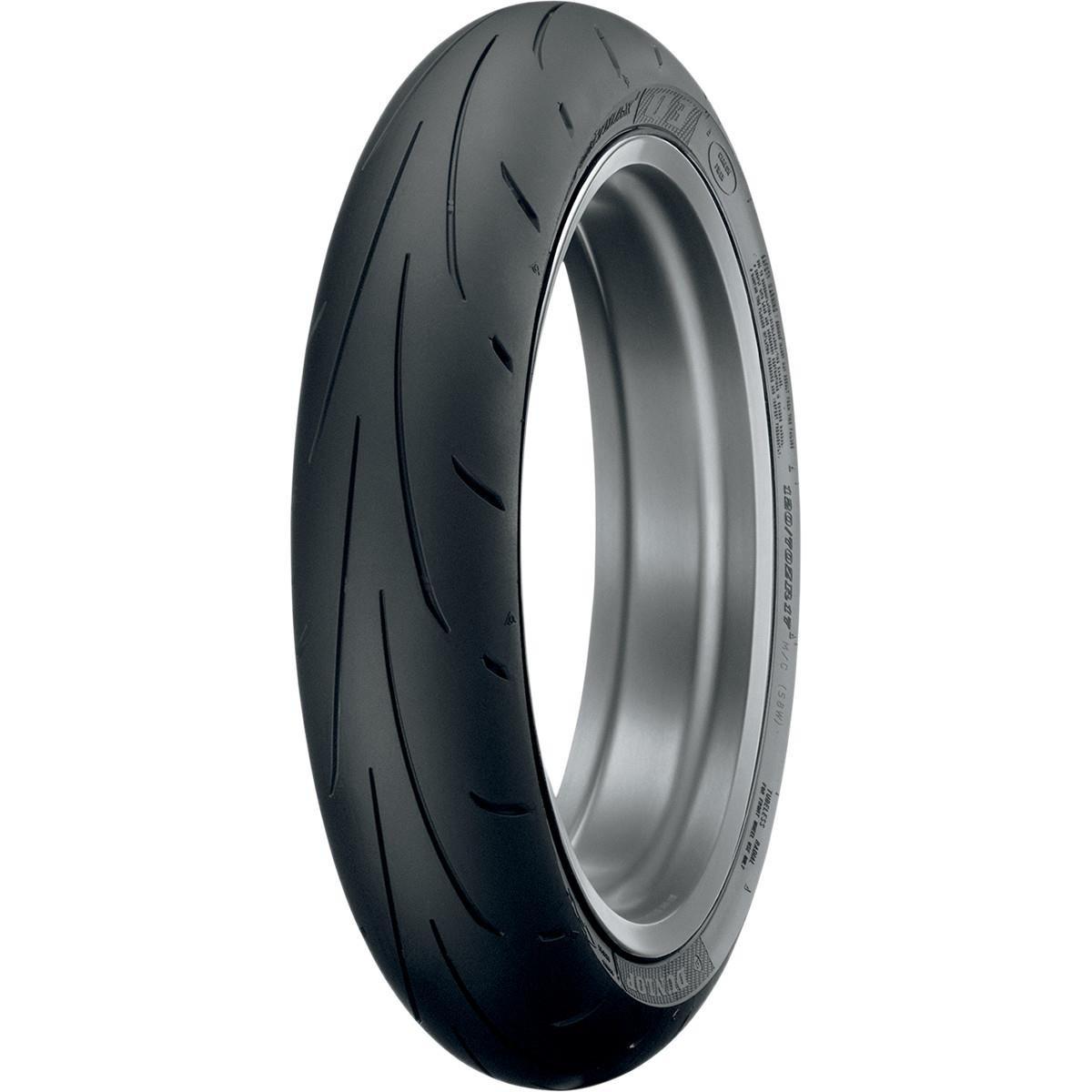 Dunlop Sportmax Q3 Front Motorcycle Tire 120//60-17 32SM21