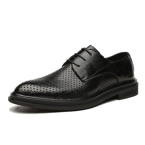 Trajes De Negocios para Hombres Recortes Zapatos De Cuero ...