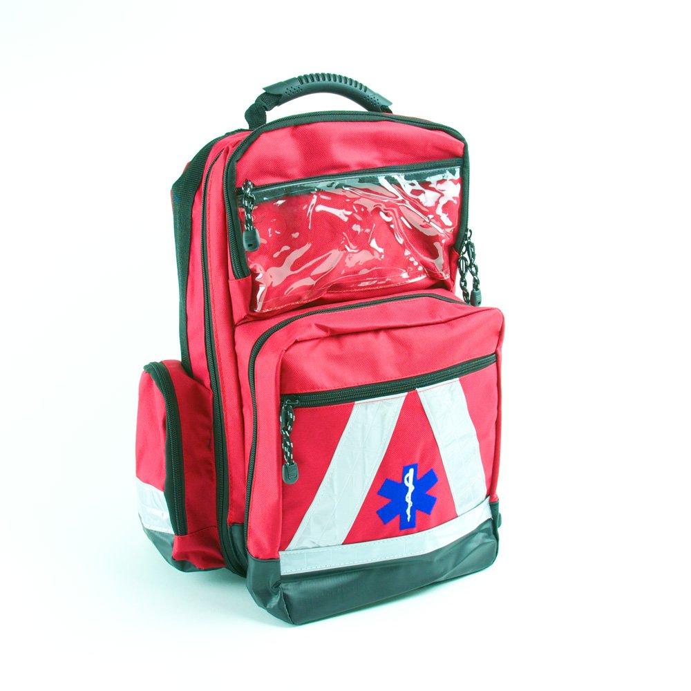 Basic Medical Supply BMS-129128rot Mochila de rescate