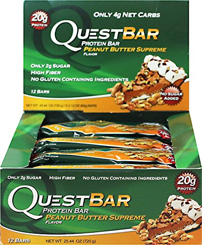 Quest Bar Peanut Butter - 6